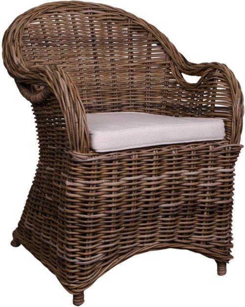 På billedet ser du variationen Resville, Lænestol fra brandet House Nordic i en størrelse H: 85 cm. B: 47 cm. L: 62 cm. i farven Kubu grå
