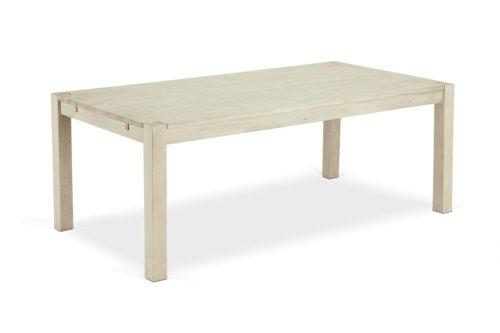 På billedet ser du variationen Harrington, Spisebord fra brandet Raymond & Hallmark i en størrelse H: 75 cm. B: 90 cm. L: 140 cm. i farven Hvidolieret