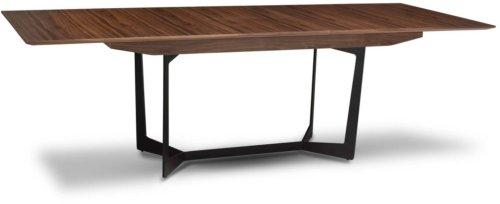 På billedet ser du variationen Kendal, Spisebord fra brandet Raymond & Hallmark i en størrelse H: 76 cm. B: 100 cm. L: 200 cm. i farven Brun