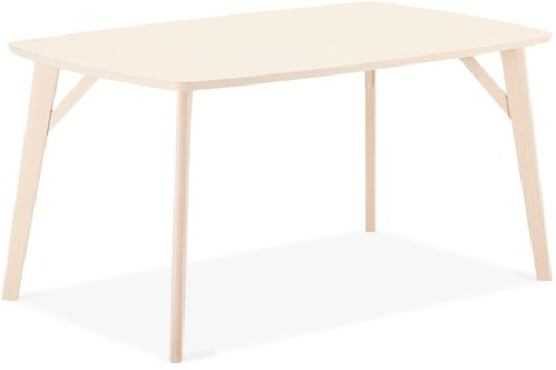 På billedet ser du variationen Forden, Spisebord fra brandet Raymond & Hallmark i en størrelse H: 75 cm. B: 90 cm. L: 150 cm. i farven Lys natur