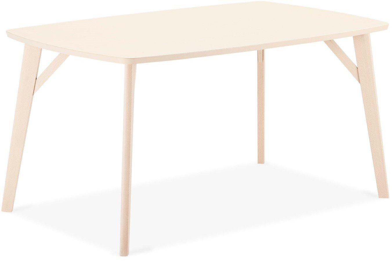 Image of   Forden, Spisebord by Raymond & Hallmark (H: 75 cm. B: 90 cm. L: 150 cm., Lys Natur)