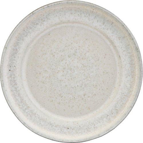 På billedet ser du variationen Bakke, Imma fra brandet House Doctor i en størrelse Ø: 38 cm. H: 5 cm. i farven Off-white