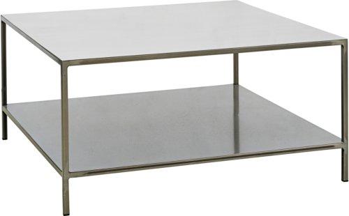 På billedet ser du variationen Coffee Table, Orto fra brandet House Doctor i en størrelse H: 42 cm. B: 85 cm. L: 85 cm. i farven Jern