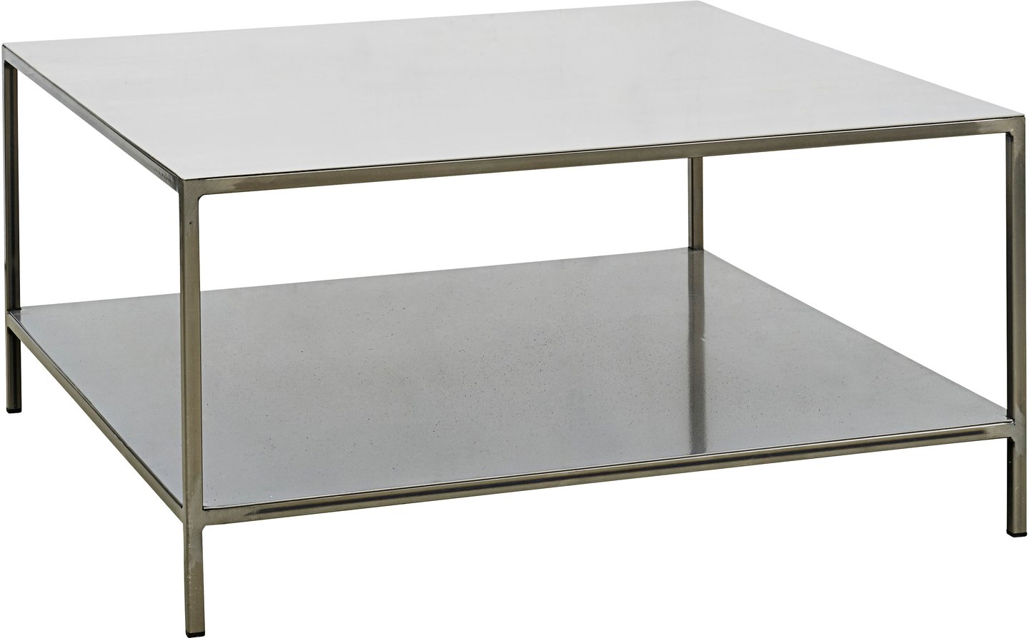 Image of   Coffee Table, Orto by House Doctor (H: 42 cm. B: 85 cm. L: 85 cm., Jern)