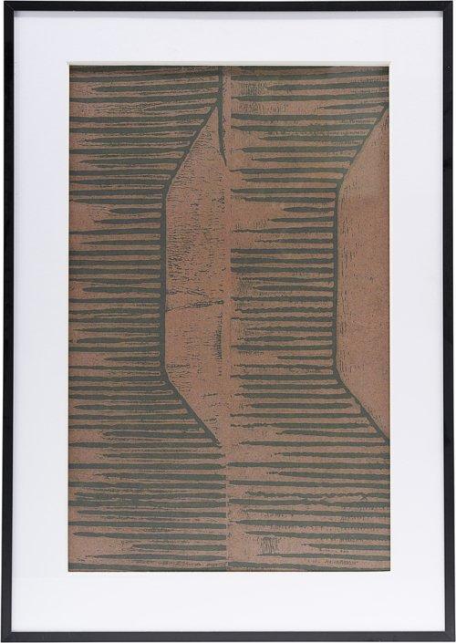 På billedet ser du variationen fra brandet House Doctor i en størrelse H: 1,6 cm. B: 42 cm. L: 59,5 cm. i farven Rød/Brun/2