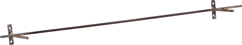 Image of   Knagerække, Add, Jern by House Doctor (H: 5 cm. B: 9,5 cm. L: 70 cm., Jern)