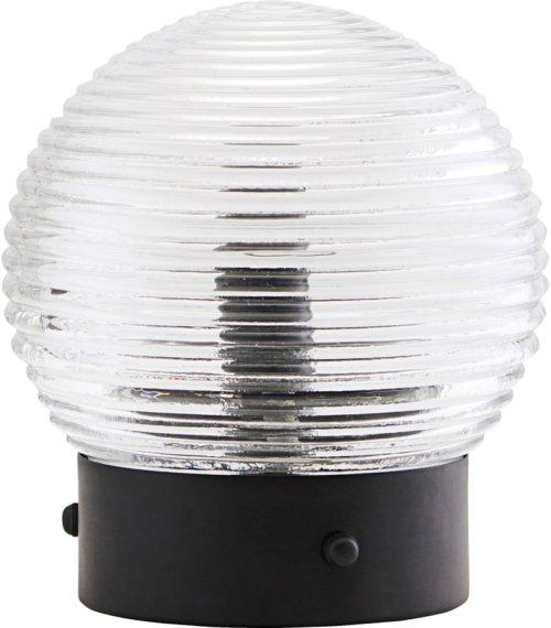 På billedet ser du variationen Lampe, Daia fra brandet House Doctor i en størrelse Ø: 155 cm. H: 17 cm. i farven Grå