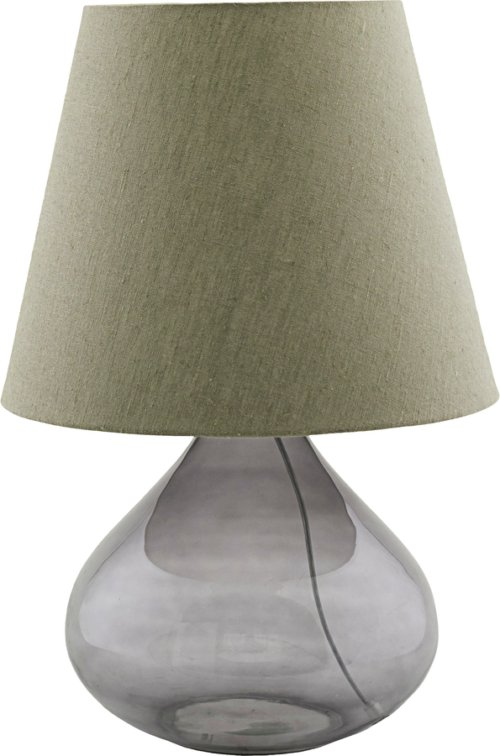 På billedet ser du variationen Lampeskærm, Illy fra brandet House Doctor i en størrelse Ø: 34 cm. H: 27 cm. i farven Grøn