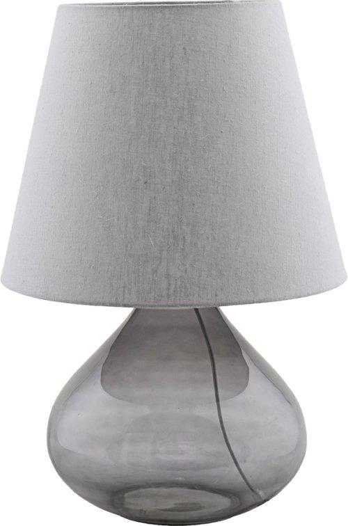 På billedet ser du variationen Lampeskærm, Illy fra brandet House Doctor i en størrelse Ø: 34 cm. H: 27 cm. i farven Grå