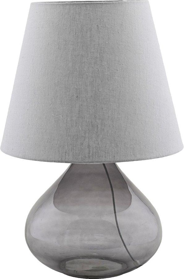 Image of   Lampeskærm, Illy by House Doctor (Ø: 34 cm. H: 27 cm., Grå)