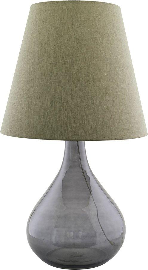 På billedet ser du variationen Lampeskærm, Illy fra brandet House Doctor i en størrelse Ø: 50 cm. H: 42 cm. i farven Grøn