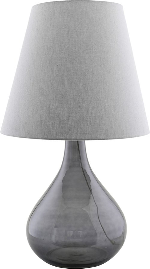 På billedet ser du variationen Lampeskærm, Illy fra brandet House Doctor i en størrelse Ø: 50 cm. H: 42 cm. i farven Grå