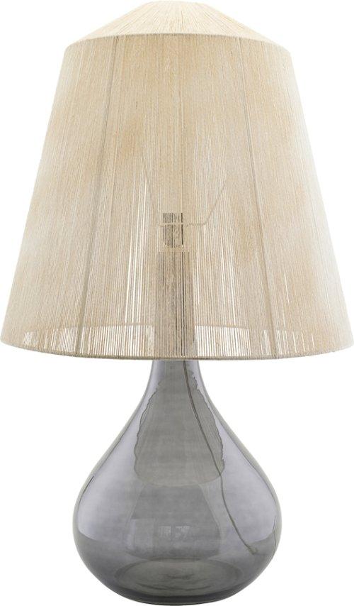 På billedet ser du variationen Lampeskærm, String fra brandet House Doctor i en størrelse Ø: 57 cm. H: 53,5 cm. i farven Beige