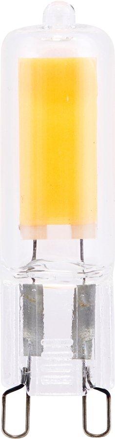 På billedet ser du variationen LED pære, G9 fra brandet House Doctor i en størrelse L: 5 cm. i farven Klar