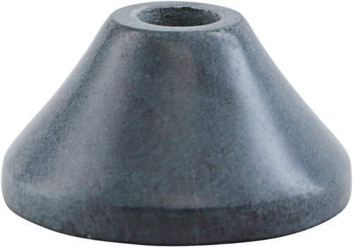 På billedet ser du variationen Lysestage, Iconia 01 fra brandet House Doctor i en størrelse Ø: 6 cm. H: 3,4 cm. i farven Grå