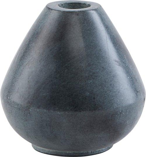 På billedet ser du variationen Lysestage, Iconia 02 fra brandet House Doctor i en størrelse Ø: 6,2 cm. H: 64 cm. i farven Grå