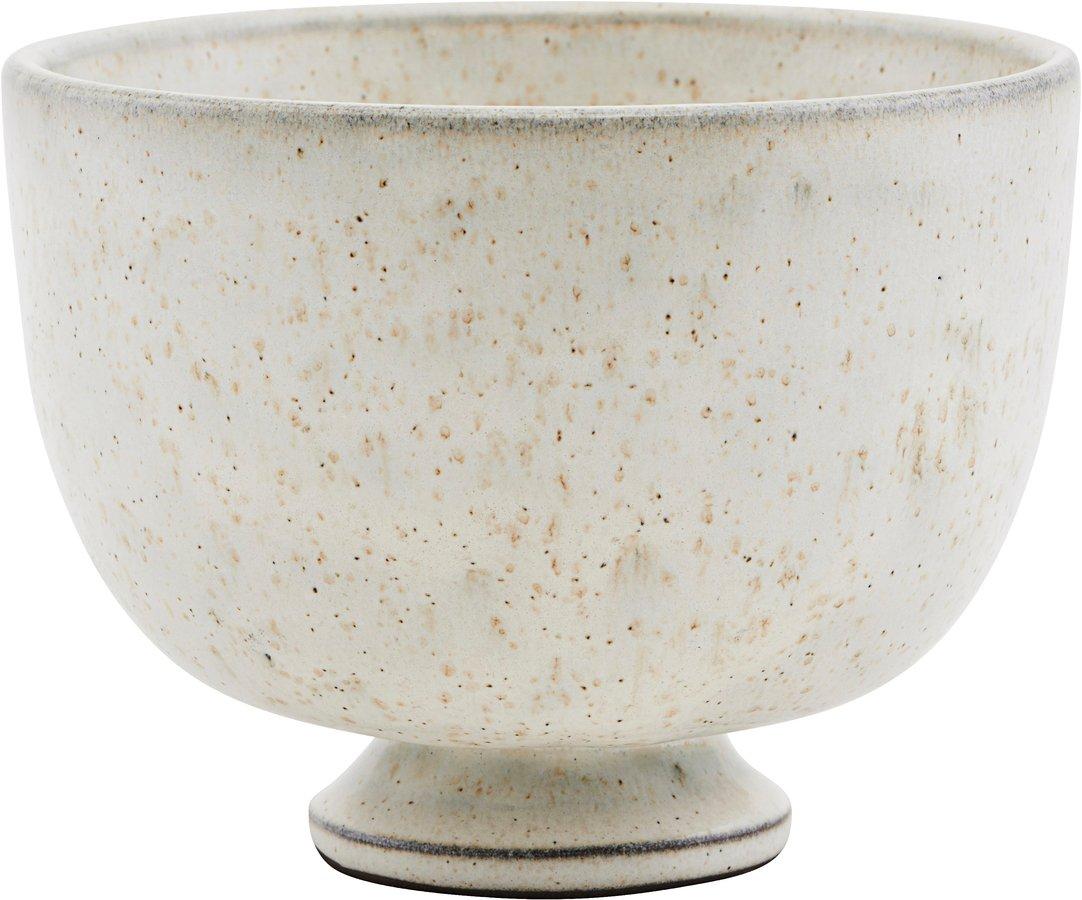 Skål, Imma by House Doctor (Ø: 15 cm. H: 12 cm., Off-white)