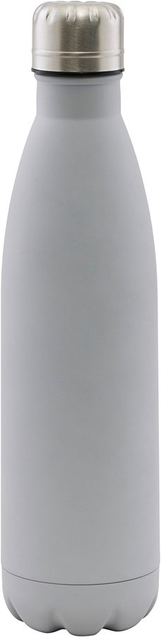 På billedet ser du variationen Termoflaske, Matt, 500 Ml. fra brandet House Doctor i en størrelse Ø: 7 cm. H: 28 cm. i farven Sølv