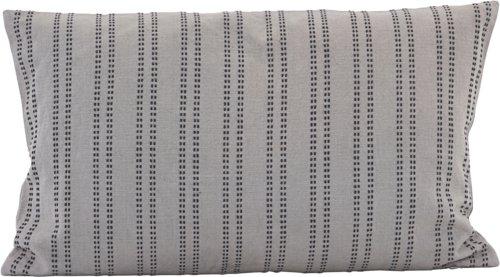 På billedet ser du variationen Pudebetræk, Additional fra brandet House Doctor i en størrelse B: 30 cm. L: 50 cm. i farven Grå