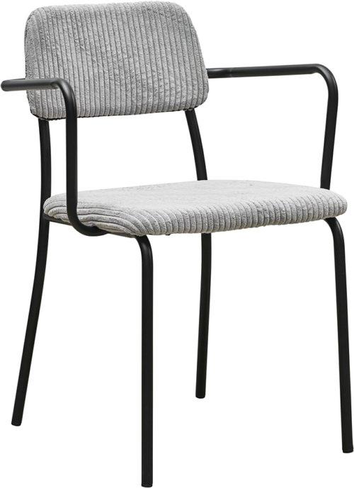 På billedet ser du variationen Spisebordsstol, Classico fra brandet House Doctor i en størrelse H: 70 cm. B: 50 cm. L: 55 cm. i farven Lysegrå