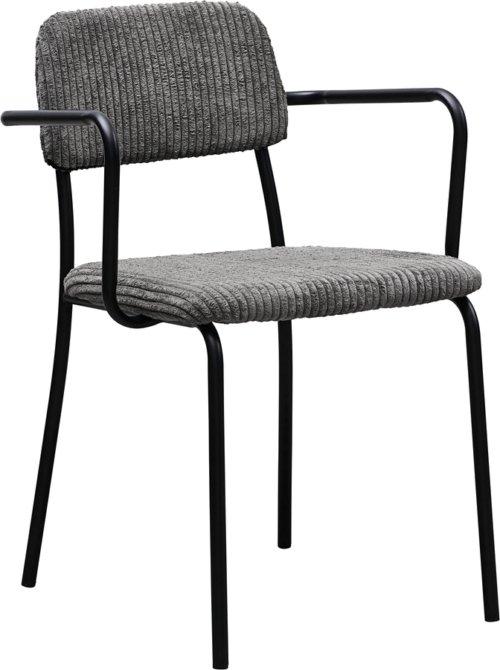 På billedet ser du variationen Spisebordsstol, Classico fra brandet House Doctor i en størrelse H: 70 cm. B: 50 cm. L: 55 cm. i farven Mørkegrå