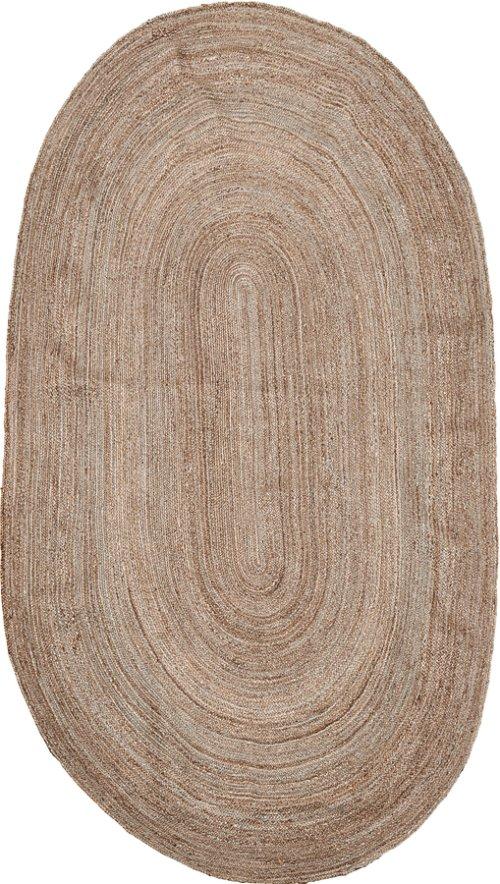 På billedet ser du variationen Tæppe, Charco fra brandet House Doctor i en størrelse B: 90 cm. L: 150 cm. i farven Brun