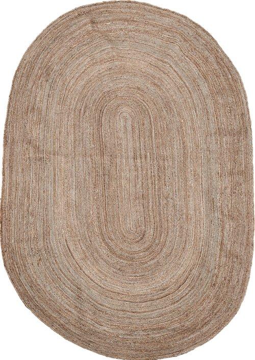 På billedet ser du variationen Tæppe, Charco fra brandet House Doctor i en størrelse B: 200 cm. L: 300 cm. i farven Brun