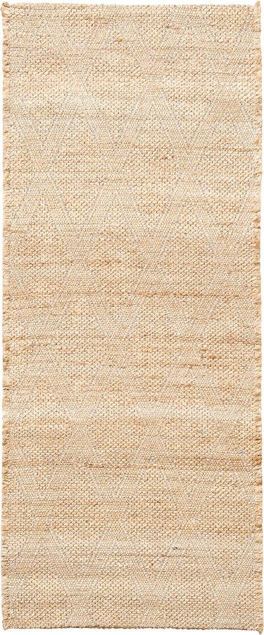 På billedet ser du variationen Tæppe, Mara fra brandet House Doctor i en størrelse B: 100 cm. L: 240 cm. i farven Nude