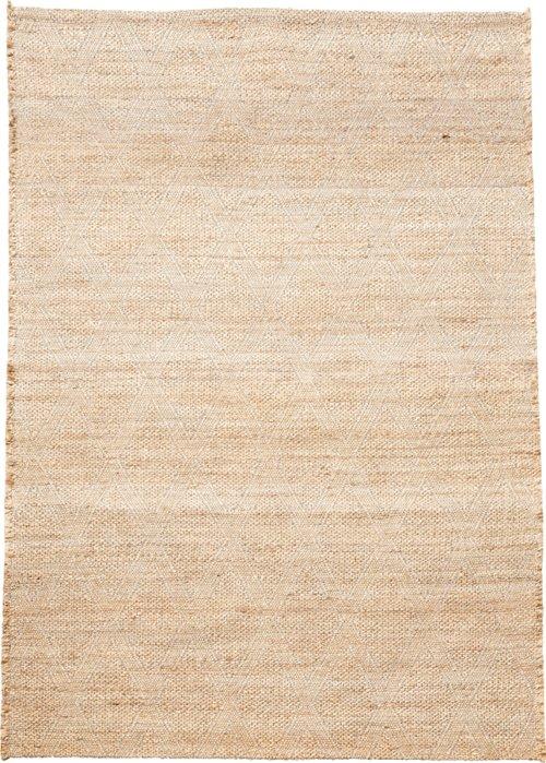 På billedet ser du variationen Tæppe, Mara fra brandet House Doctor i en størrelse B: 300 cm. L: 200 cm. i farven Nude