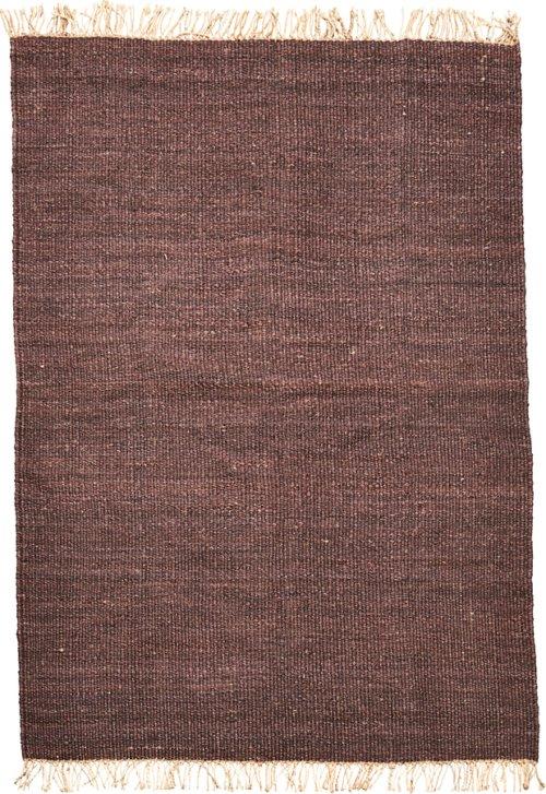 På billedet ser du variationen Tæppe, Rama fra brandet House Doctor i en størrelse B: 200 cm. L: 300 cm. i farven Brun