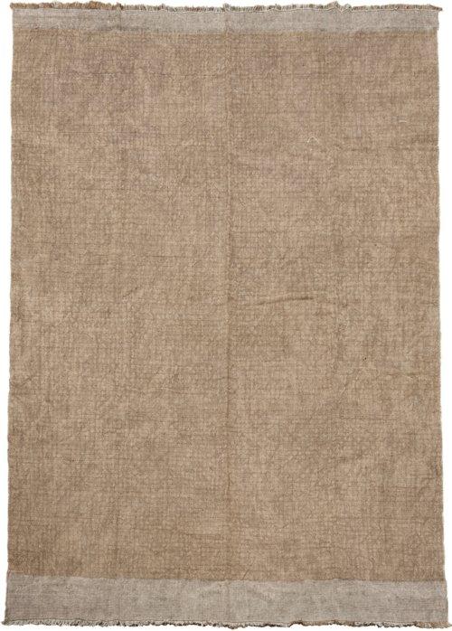 På billedet ser du variationen Gulvtæppe, Shander fra brandet House Doctor i en størrelse B: 60 cm. L: 90 cm. i farven Grå