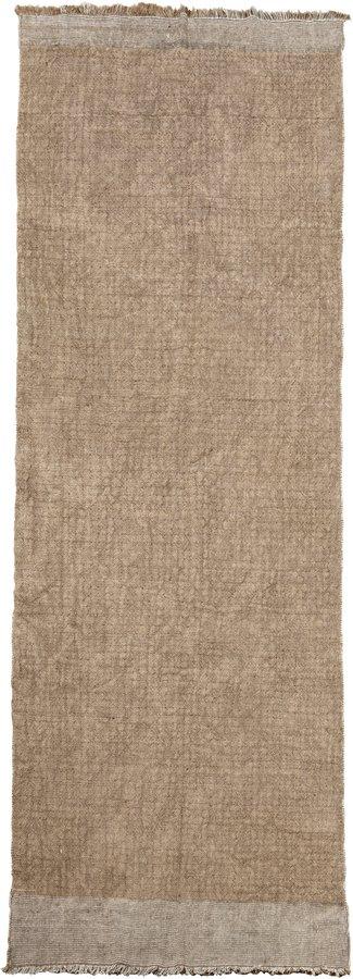 På billedet ser du variationen Gulvtæppe, Shander fra brandet House Doctor i en størrelse B: 90 cm. L: 200 cm. i farven Grå