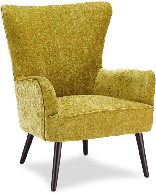 På billedet ser du variationen Linton, Loungestol, Stof fra brandet Raymond & Hallmark i en størrelse H: 93 cm. B: 75 cm. i farven Grøn