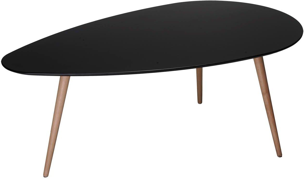 Forden, Sofabord by Raymond & Hallmark (H: 45 cm. B: 66 cm. L: 116 cm., Sort)