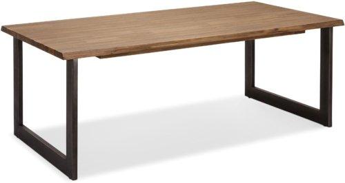 På billedet ser du variationen Straiton, Spisebord, Akacietræ fra brandet Raymond & Hallmark i en størrelse H: 75 cm. B: 300 cm. i farven Brun