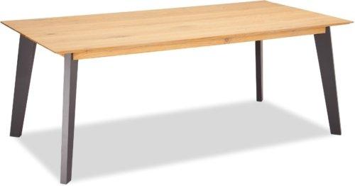 På billedet ser du variationen Eastgate, Spisebord, Egetræ fra brandet Raymond & Hallmark i en størrelse H: 75 cm. B: 200 cm. i farven Natur/Grå
