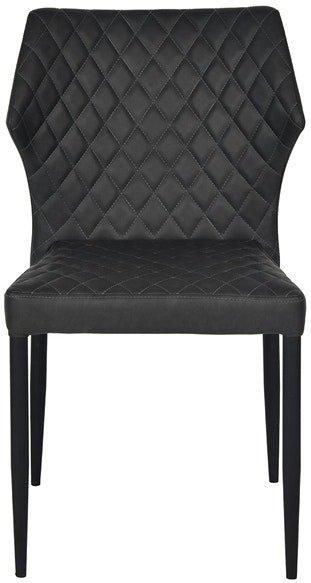 På billedet ser du variationen Ydun, Spisebordsstol, PU læder fra brandet House of Sander i en størrelse H: 83 cm. B: 50 cm. L: 50 cm. i farven Sort