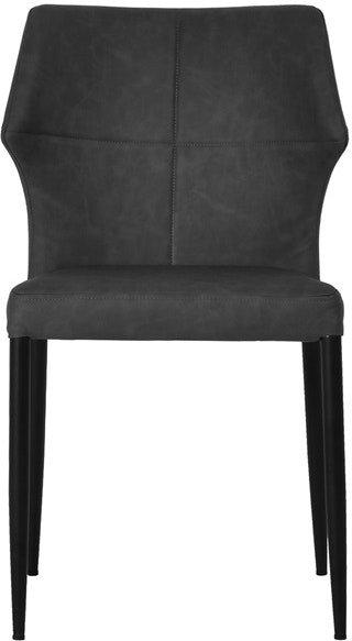 På billedet ser du variationen Runa, Spisebordsstol, PU læder fra brandet House of Sander i en størrelse H: 83 cm. B: 50 cm. L: 50 cm. i farven Sort