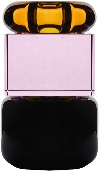 På billedet ser du variationen Lily, Lysestage, Glas fra brandet House of Sander i en størrelse H: 11 cm. i farven Multifarvet
