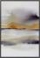 På billedet ser du variationen Yellow Paint, Illustration m. ramme fra brandet House of Sander i en størrelse H: 3 cm. B: 70 cm. L: 100 cm. i farven Multifarvet
