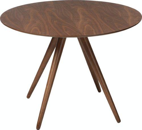 På billedet ser du variationen Pheno, Cafebord fra brandet DAN-FORM Denmark i en størrelse H: 75 cm. B: 106 cm. L: 106 cm. i farven Valnød