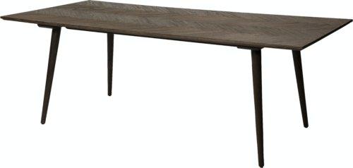 På billedet ser du variationen Bone, Spisebord fra brandet DAN-FORM Denmark i en størrelse H: 75 cm. B: 100 cm. L: 220 cm. i farven Brun