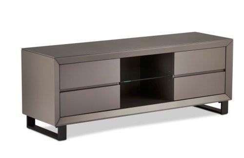 På billedet ser du Newtown, TV-bord fra brandet Raymond & Hallmark i en størrelse H: 55 cm. B: 150 cm. i farven Sort