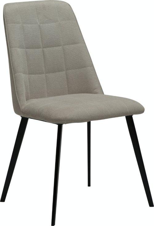 På billedet ser du variationen Embrace, Spisebordsstol, Stof fra brandet DAN-FORM Denmark i en størrelse H: 84 cm. B: 48 cm. L: 55 cm. i farven Hvid/beige