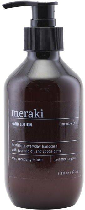 På billedet ser du variationen Hånd lotion, Meadow bliss fra brandet Meraki i en størrelse D: 6 cm. H: 16 cm. i farven Sort