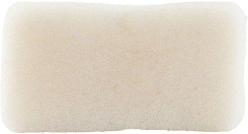 På billedet ser du variationen Konjacsvamp, Konjac, Square fra brandet Meraki i en størrelse H: 2 cm. B: 6 cm. L: 10,5 cm. i farven Hvid