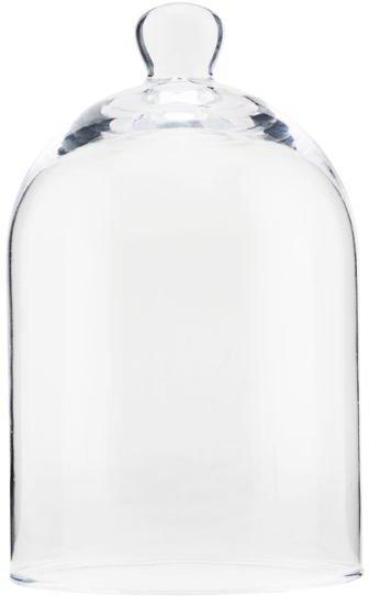 På billedet ser du variationen Glasklokke, Domie fra brandet Meraki i en størrelse D: 12 cm. H: 19,8 cm. i farven Glas