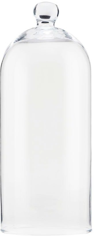 På billedet ser du variationen Glasklokke, Domie fra brandet Meraki i en størrelse D: 12 cm. H: 29 cm. i farven Glas