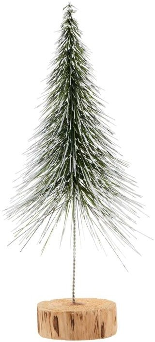 På billedet ser du variationen Juletræ, Spinkle fra brandet House Doctor i en størrelse H: 30 cm. B: 13 cm. i farven Natur
