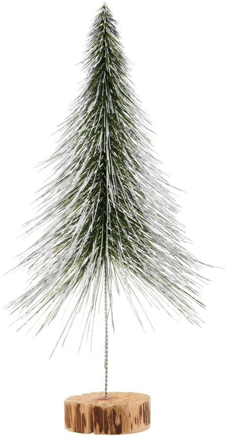 På billedet ser du variationen Juletræ, Spinkle fra brandet House Doctor i en størrelse H: 35 cm. B: 17 cm. i farven Natur